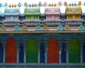 Temple Wall